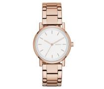 Soho Stainless Steel Rosé Armbanduhr