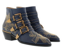 Susanna Nappa Boots Cosmic Blue Schuhe