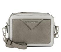 K/Klassik Camera Bag Silver Umhängetasche