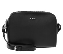 Cloe Shoulder Bag Small Bubble Black Umhängetasche schwarz