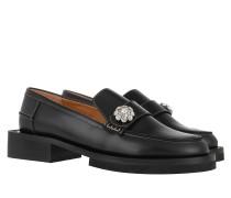Schuhe Moccasin Black