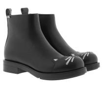 Boots & Booties - K/Biker Choupette Black