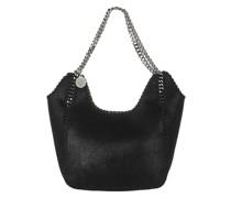 Tote Mini Falabella Bag Leather Black