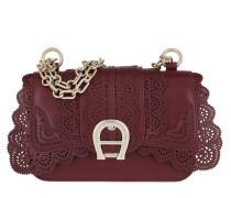 Umhängetasche Lacy Shoulder Bag Burgundy