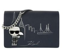 NYC Shoulder Bag Night Blue Umhängetasche
