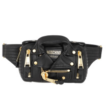 Gürteltasche Belt Bag Biker Jacket Black Fantasy Print