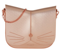 Kittii Cat Umhängetasche Bag Rose Gold