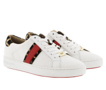 Sneakers Irving Stripe Lace Up Optic White/Natural
