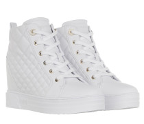 Sneakers Fase Bootie Leather White