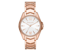 Uhr MK6694 Whitney Watch Roségold