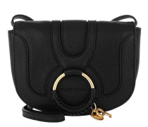 Umhängetasche Hana Mini Crossbody Bag Smooth Black