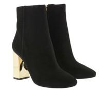 Boots & Stiefeletten Single Sole Petra Bootie Galvanized Heel
