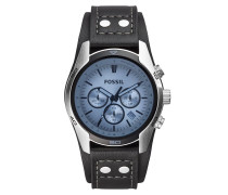 Uhr Coachman Sport Watch Silver