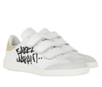 Street Tag Sneakerss White