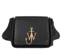 Umhängetasche Anchor Scarf Box Bag Black