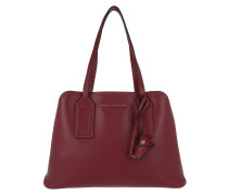 Editor Shoulder Bag Cabernet Tote