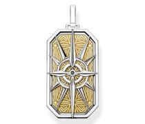 Halsketten Pendant Compass Star