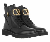 Boots & Stiefeletten V Logo Ankle