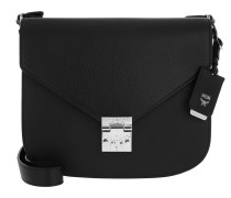 Patricia Park Avenue Shoulder Bag Medium Black Umhängetasche
