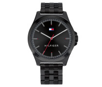 Uhr Men Quartz Watch Barclay Black