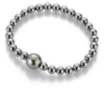 Armband Bracelet Silver-Black