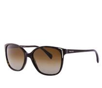 Sonnenbrille PR 0PR 01OS 55 2AU6E1