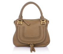 Marcie Porte Epaule Bag Medium Nut Tote