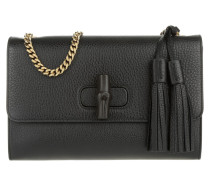 Tasche - Miss Bamboo Crossbody Black