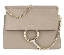 Umhängetasche Faye Mini Flap Shoulder Bag Motty Grey