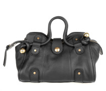 Tasche - Dixie Handle Bag Leather Black