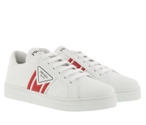 Sneakers New Avenue White/Red