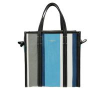 Bazar Shopper S Stripes Blue Tote blau