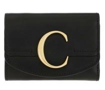Portemonnaie C Folding Wallet Leather