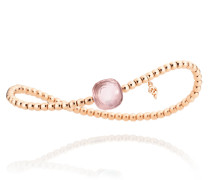 Armband Bracelet Happy Holi Rose Gold Quarz