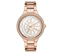 Ladies Taryn Watch Rosegold Armbanduhr
