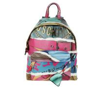 Backpack Pattern Fantasia Rucksack