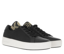 Sneakers Mindy Lace Up Black