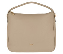 Tasche - Athina Hobo Small Light Grey