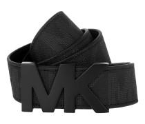 MK Hardware Men's Belt Black Gürtel schwarz