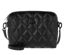 Umhängetasche Quilted B Line Camera Bag Black