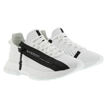 Sneakers Spectre Low Perforated Leather White Black
