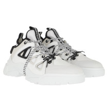 Sneakers Orbyt Mid Black White Offwhite