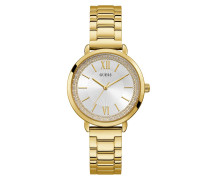 Uhr Women Quartz Watch Posh Gold