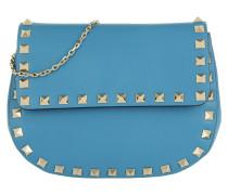 Rockstud Umhängetasche Bag Light Blue