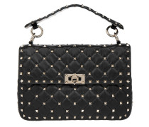 Rockstud Spike Bag Medium Nero
