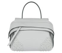 Wave Bag Mini Cemento Medio Tote grau