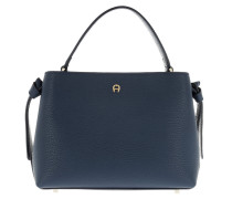 Carla Bag S Deep Blue Tote