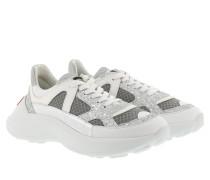 Sneakers Sneaker Running Gris/Argento/Bianco
