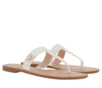 Sandalen Cyprus Turnlock Sandal Optic White
