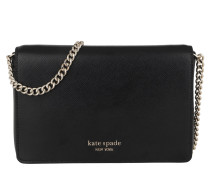 Umhängetasche Spencer Chain Wallet Black